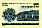 89TH INTER PARLIMENTARY UNION CONFERENCE 1536 Indian Post